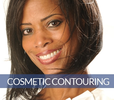 cosmetic contouring