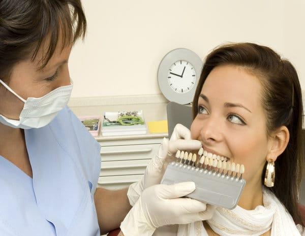 Dental Implant Crown Restoration