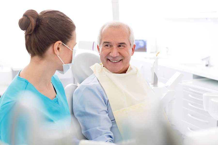 Why Older Adults Have an Increased Risk of Gum Disease